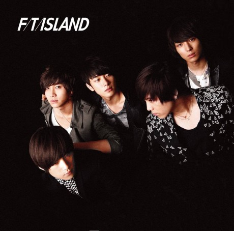 FTIsland Japanese cover