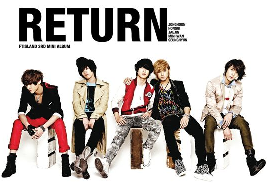 FT Island Return