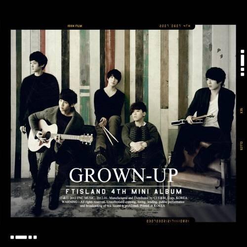 FTIsland-GrownUp